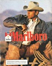 Marlboro-Werbung