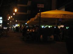 Köln Friesenplatz bei Nacht