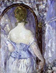 Édouard Manet – Vor dem Spiegel
